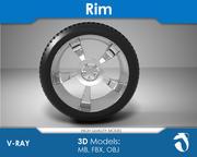 ободок 3d model