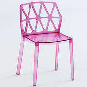 Calligaris Alchemia chair 3d model