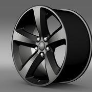 Chrysler 300S  rim 3d model
