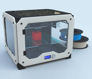 打印机_3D 3d model