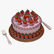 Torta 02 3d model