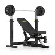 Panca per pesi regolabile 3d model