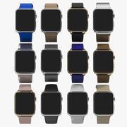 Коллекция 3D-моделей Apple Watch 3d model