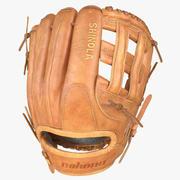 Rękawica baseballowa Shinola 3d model