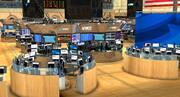 纽约证券交易所 3d model