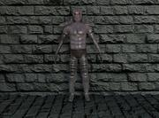 Gladiator-harnas 3d model