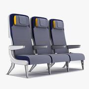 Posto aereo economico 3d model