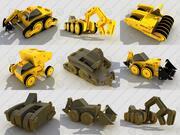 Kit Juguetes (módulo) modelo 3d