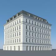 Edificio de la ciudad 5 modelo 3d