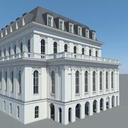 City Building 2 3d model
