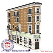 Angielski Pub 3d model