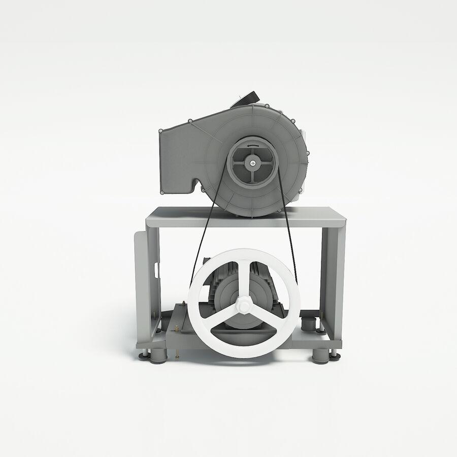 エンジンとモーター royalty-free 3d model - Preview no. 2