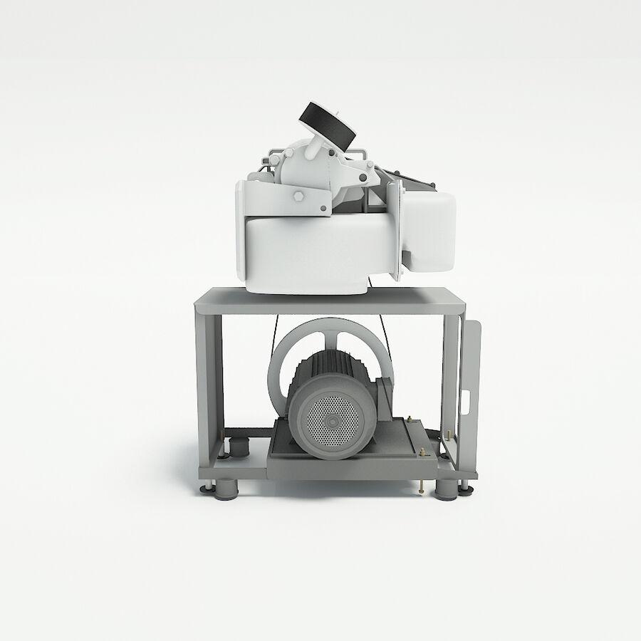 エンジンとモーター royalty-free 3d model - Preview no. 4