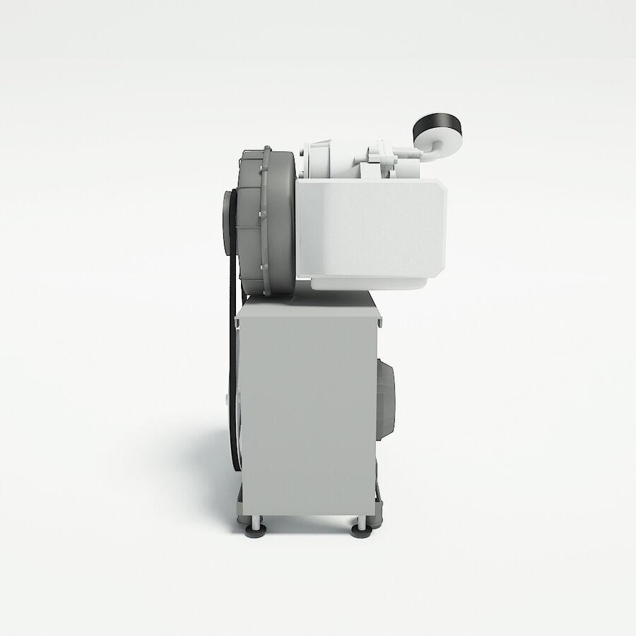 エンジンとモーター royalty-free 3d model - Preview no. 3