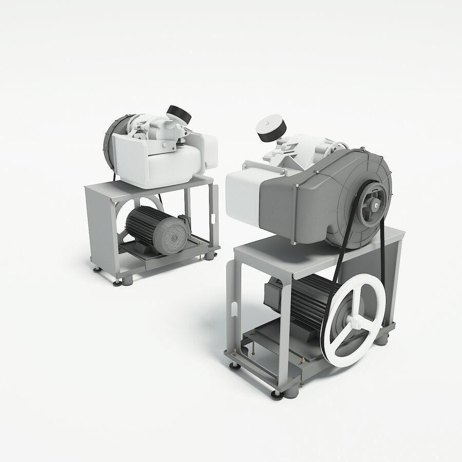 エンジンとモーター royalty-free 3d model - Preview no. 1