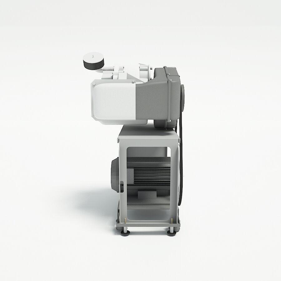 エンジンとモーター royalty-free 3d model - Preview no. 5