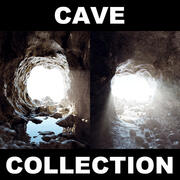 Cave Collection CGW 3d model