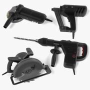 电动工具 3d model