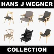 汉斯·J·韦格纳(2) 3d model