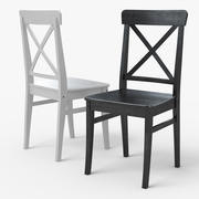 INGOLF IKEA Esszimmerstuhl 3d model