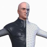 Sci Fi воин 5 - ИГРА - МОБИЛЬНОЕ ПРИЛОЖЕНИЕ 3d model