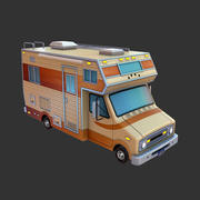 DODGE MotorHome modelo 3d