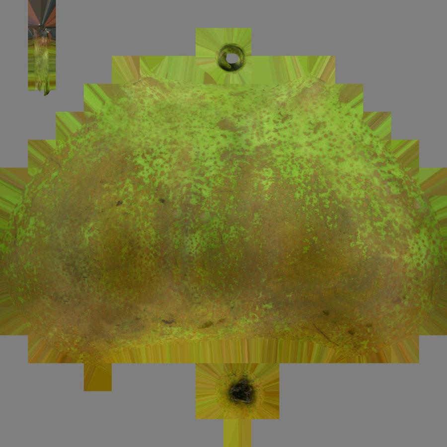 과일 정물 royalty-free 3d model - Preview no. 20
