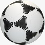 Ballon de foot (g) 3d model