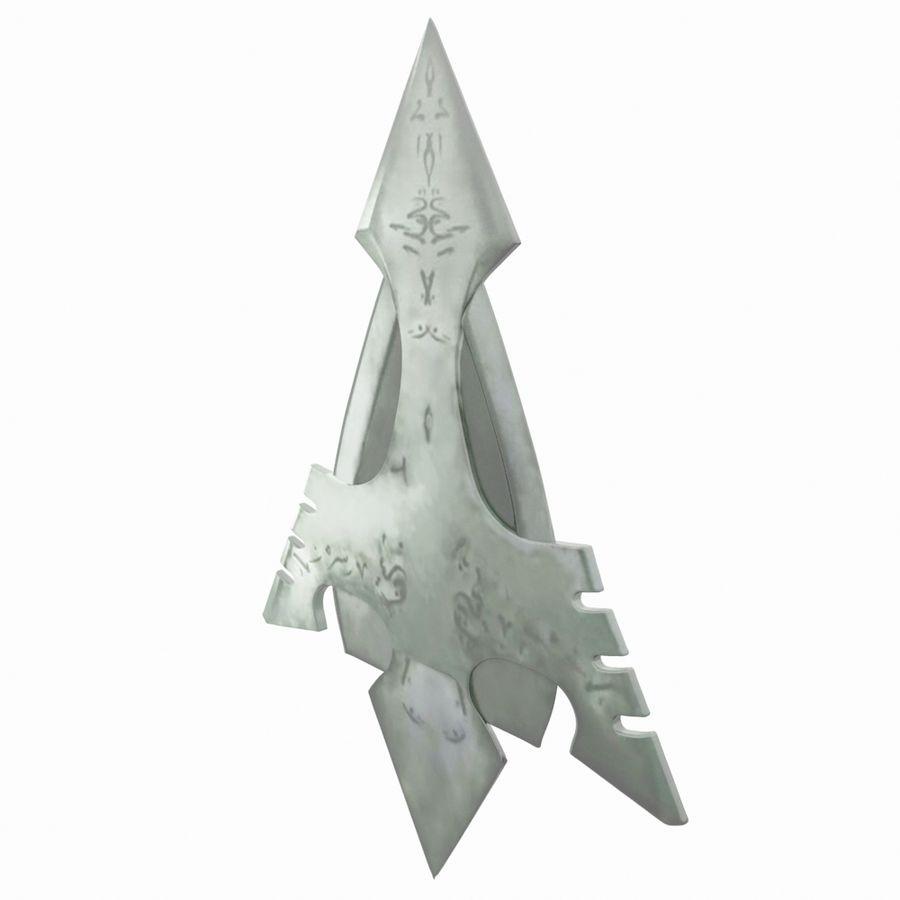 Arrow royalty-free 3d model - Preview no. 2