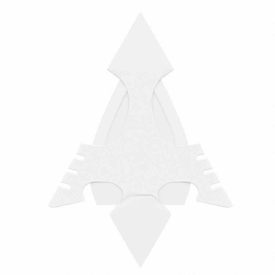 Seta royalty-free 3d model - Preview no. 5