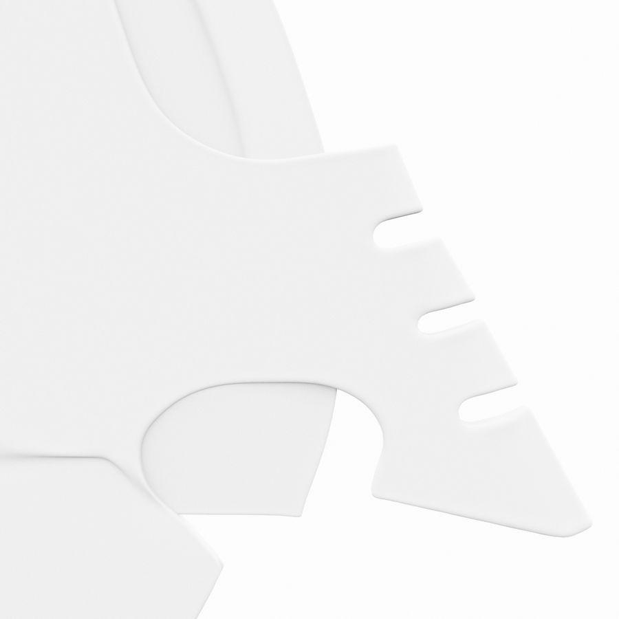 Seta royalty-free 3d model - Preview no. 6