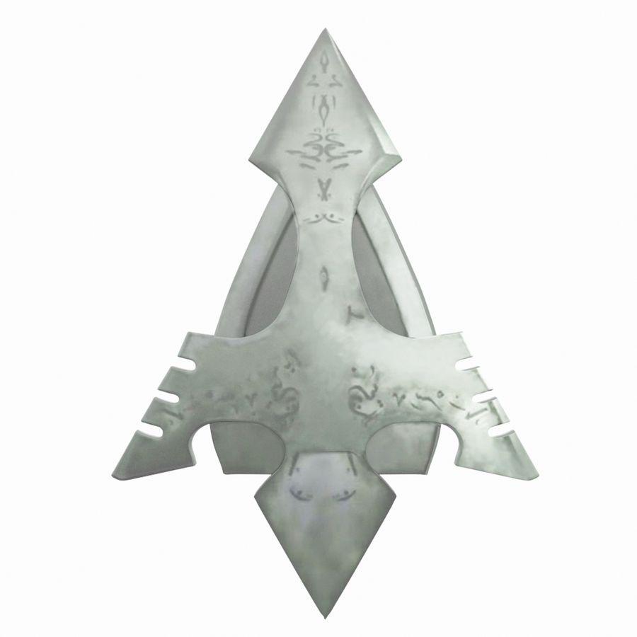 Arrow royalty-free 3d model - Preview no. 1