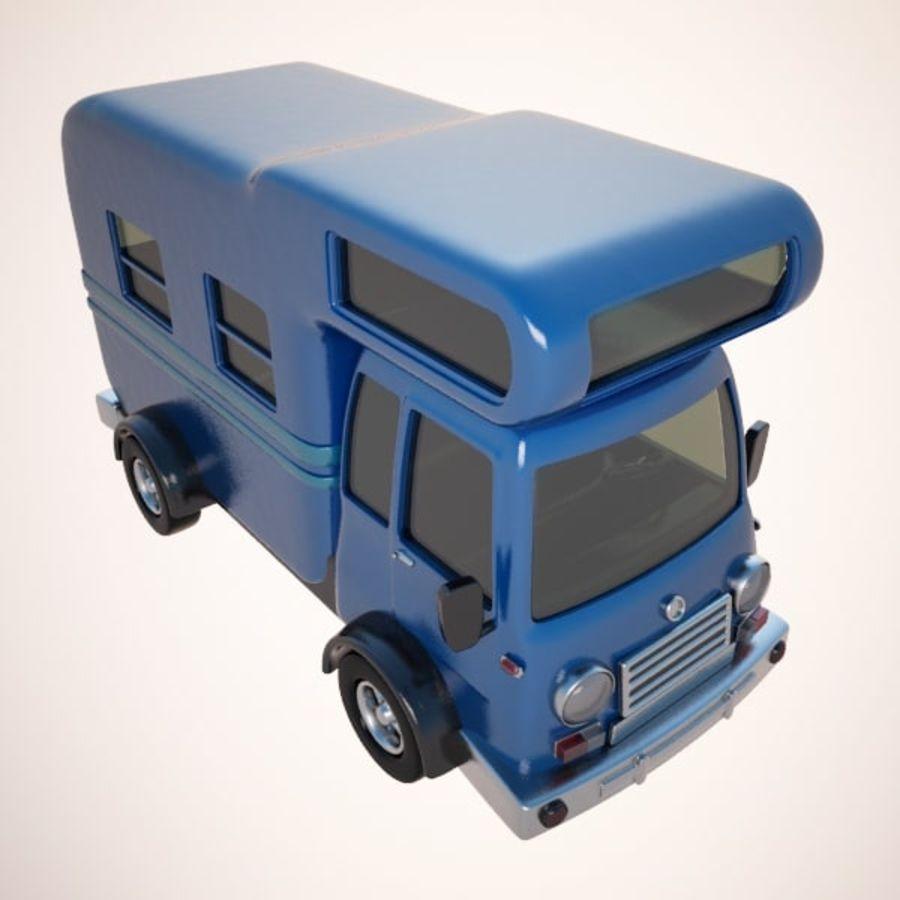 Karawana royalty-free 3d model - Preview no. 2