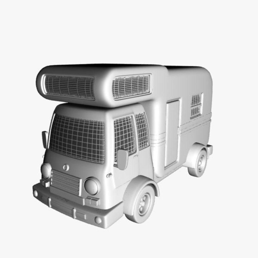 Karawana royalty-free 3d model - Preview no. 8