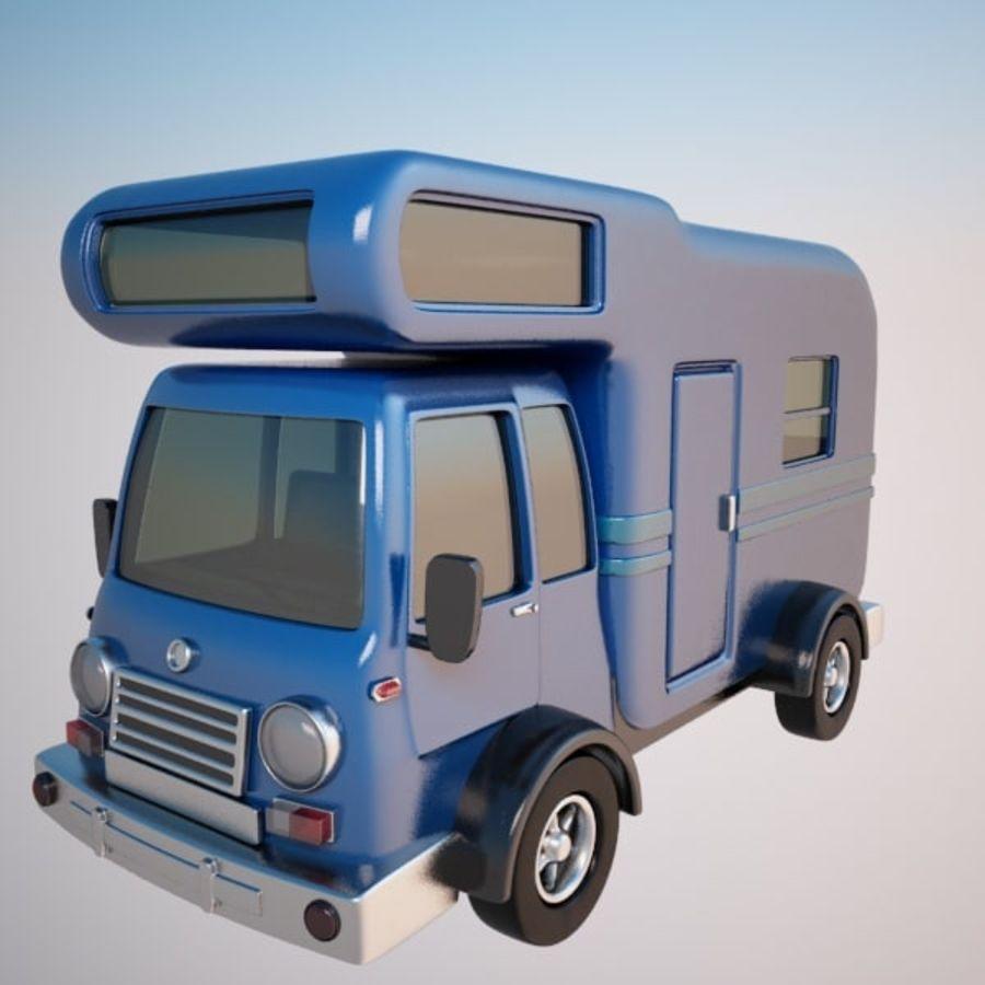 Karawana royalty-free 3d model - Preview no. 4