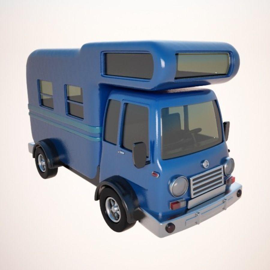 Karawana royalty-free 3d model - Preview no. 1