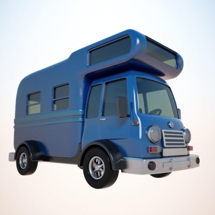 Karawana royalty-free 3d model - Preview no. 3
