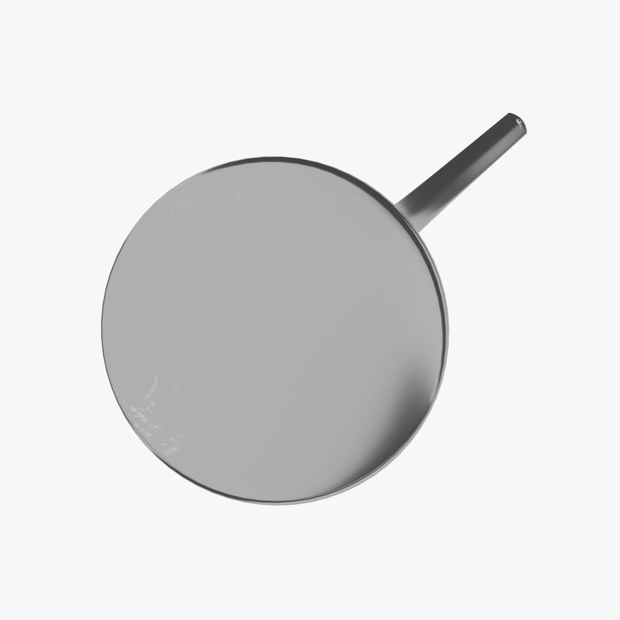 Cooking Pot royalty-free 3d model - Preview no. 7