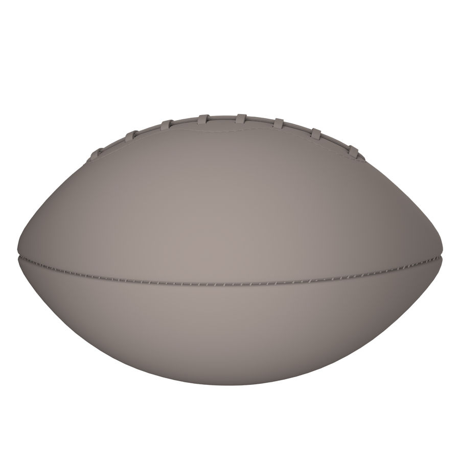 Football Ball royalty-free 3d model - Preview no. 12