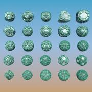 Geometric Shape Pack 17 3d model