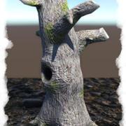 Árvore morta 3d model