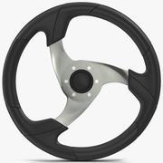 Steering Wheel 3D Model 3d model