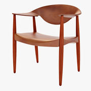 Metropolitan Chair LM92 3d model