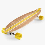 Longboard 42 Inch 3d model