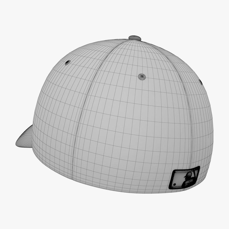 Boné de baseball royalty-free 3d model - Preview no. 15