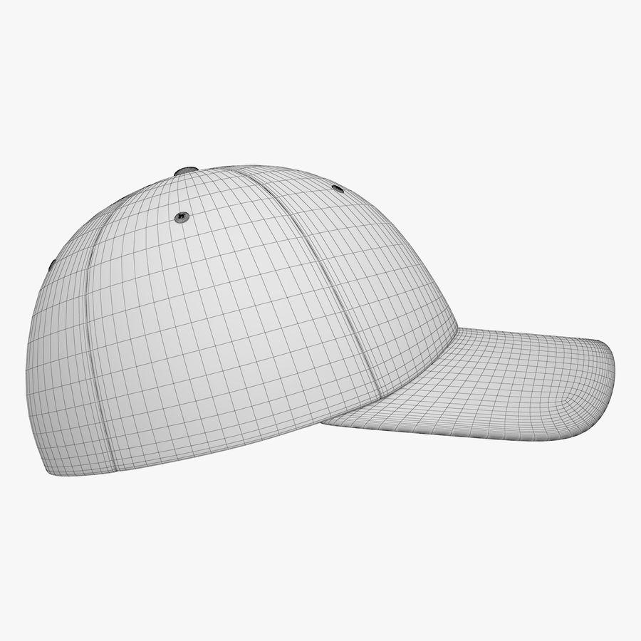 Boné de baseball royalty-free 3d model - Preview no. 18