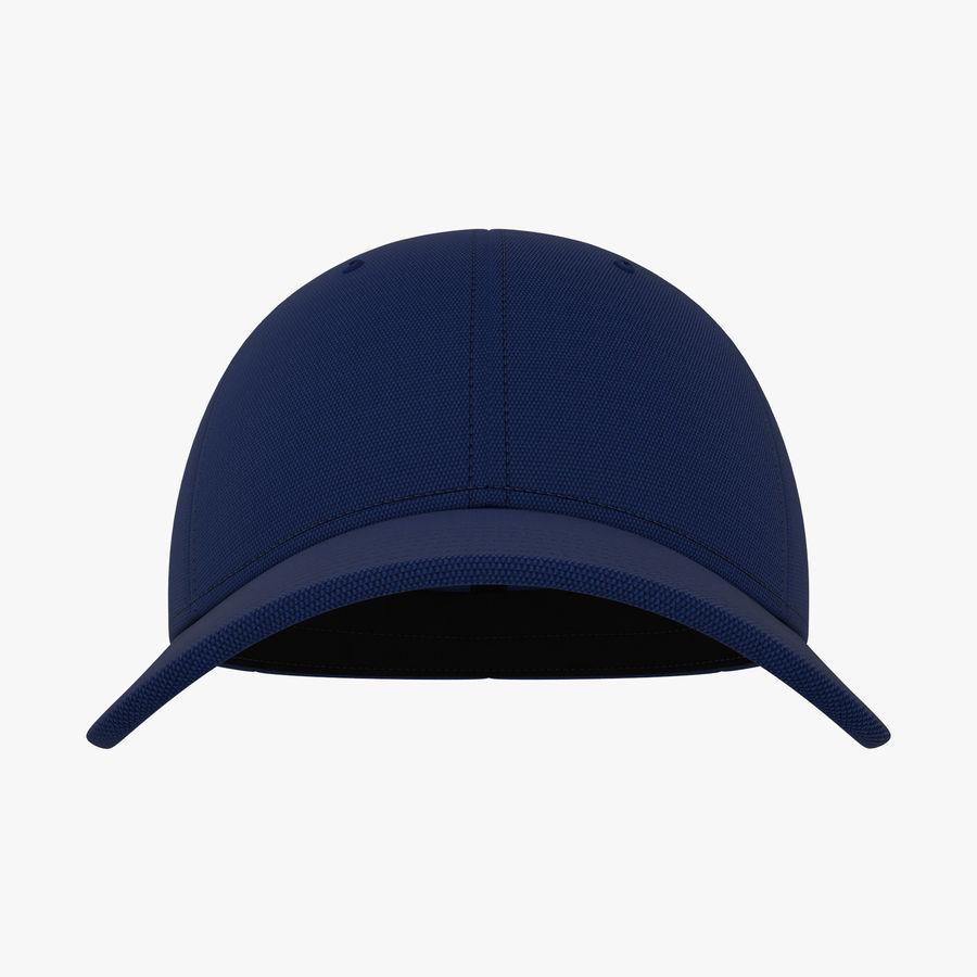 Boné de baseball royalty-free 3d model - Preview no. 8