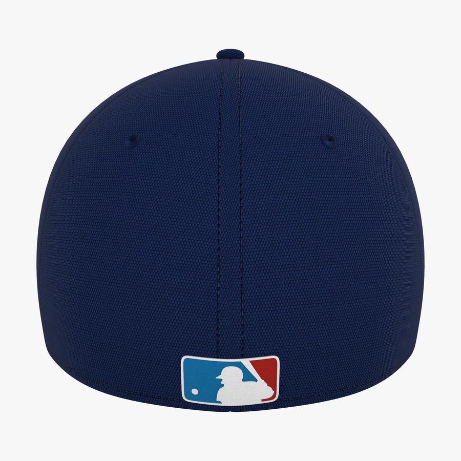 Boné de baseball royalty-free 3d model - Preview no. 4
