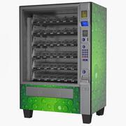 自動販売機3 3Dモデル 3d model