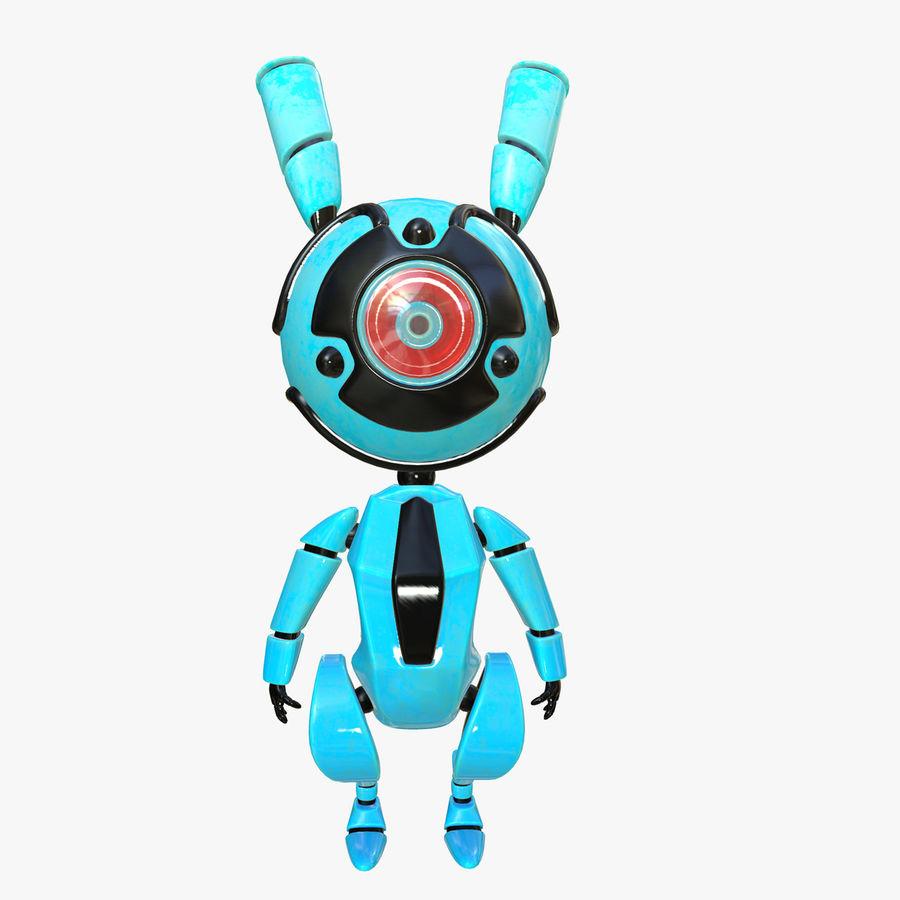 Robot Rabbit 3d Model 49 Max Obj Fbx 3ds Free3d